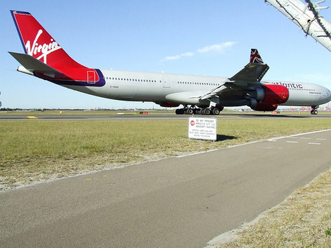 Virgin Atlantic's New Software Will Save Fuel | Digital Sustainability | Scoop.it