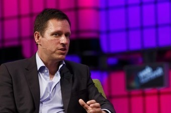 Peter Thiel's life goal? To extend our time on this Earth. | leapmind | Scoop.it