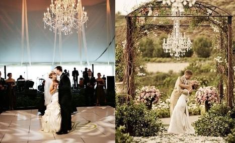 Chandeliers Will Make Your Wedding Special   Chandeliers   Scoop.it
