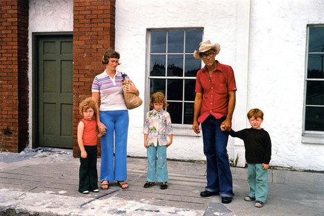 "MITCH EPSTEIN: ""Eighteen Color Photographers/Mitch Epstein, 'Common Practice'"" (1987)   Photography Now   Scoop.it"