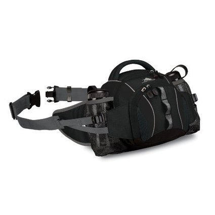 High Sierra Ridgeline Lumbar Pack (Black, 9x 8.5x 4.5-Inch) | Sports Outdoors: Best Buy Compare Prices | Scoop.it