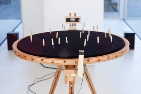 Theometrica Generative Sound Synthesis Instrument Inspired By ... | Generative | Scoop.it