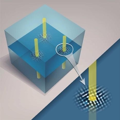 Laboratoire National des Champs Magnétiques Intenses - Grenoble - Une onde de charge au cœur des vortex supraconducteurs | Actualité des laboratoires du CNRS en Midi-Pyrénées | Scoop.it