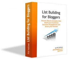 List Building for Bloggers e-book   #sbsummit Bloggers   Scoop.it