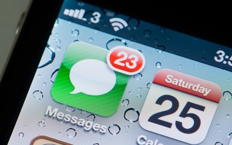 Apple Warns iPhone Owners: Be Wary of Fake Text Messages | IT Thoughts | Scoop.it