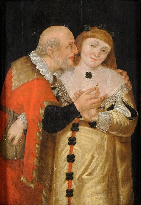 Women Rejecting Marriage Proposals In Western Art History | nume&arts | Scoop.it