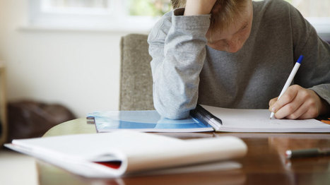 Study: 60 Minutes of Homework is the Perfect Amount | Big Think | On Learning & Education: What Parents Need to Know | Scoop.it