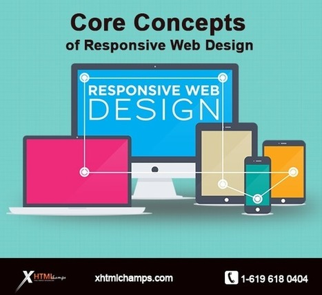 Core Concepts of Responsive Web Design | Web Design and Development | Scoop.it