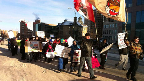 Idle No More protests, activities planned nationwide - Canada - CBC News | AboriginalLinks LiensAutochtones | Scoop.it
