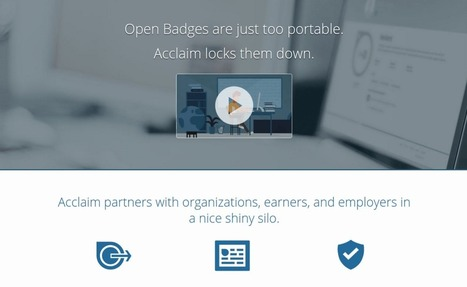 Calling out Pearson on Open Badges | Online & mobile learning in developing countries | Scoop.it