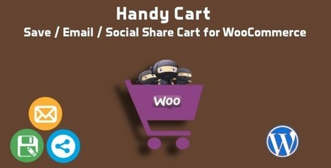 Handy Cart - Save Email Share Cart for WooCommerce (WooCommerce) Download   Wordpress Themes Download   Scoop.it