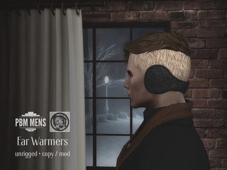 MenOnlyHunt (MOH8) | PBM Mens [EarWarmers] | 亗 Second Life Freebies Addiction & More 亗 | Scoop.it