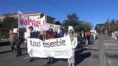 Les opposants en marche contre Val Tolosa - France 3 Midi-Pyrénées | # Uzac chien  indigné | Scoop.it