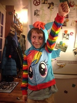 My Son Loves My Little Pony. At 7, He Already Knows That's Not OK. | Backward Ethics | Scoop.it