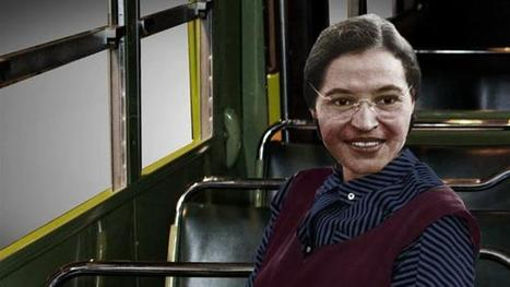 Rosa Parks' Archive Goes Digital - History in the Headlines | Historia! | Scoop.it
