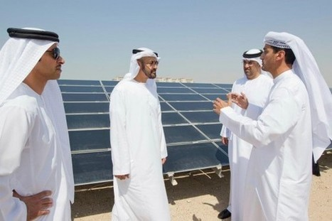 Solar PV Demand Rises Sixfold in the Middle East ... - Green Prophet | Green Eco energy cyprus | Scoop.it
