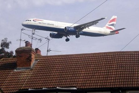Le bruit des avions associé aux maladies cardiovasculaires | Toxique, soyons vigilant ! | Scoop.it