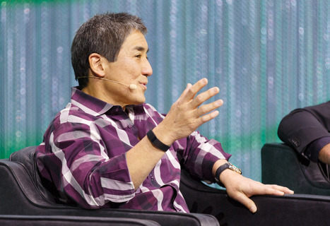 Guy Kawasaki's social-media advice: repeat your tweet | Apps for business | Scoop.it