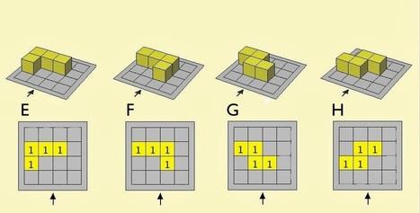 PuntMat: Cases de quatre cubs | MATEmatikaSI | Scoop.it