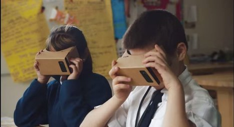 "Google's New ""Expeditions"" Looks Like An Insanely Cool Way For Students To Take A Virtual Field Trip 