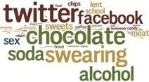What To Give Up for Lent? Twitter Reveals Top 100 Choices | Troy West's Radio Show Prep | Scoop.it
