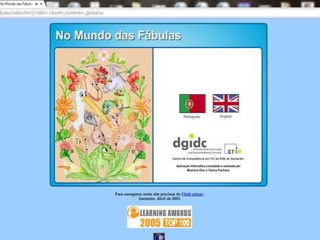 No Mundo das Fábulas   Sites com leituras para miúdos   Scoop.it