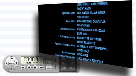 Making a Film? Read the Credits First   Transmedia: Storytelling for the Digital Age   Scoop.it