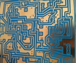 DIY PCB using Liquid Photoresist   Open Source Hardware News   Scoop.it