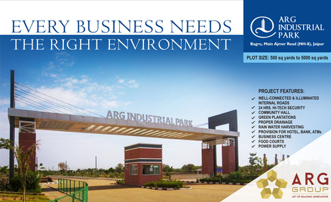 Every business needs the right environment. | Residential Projects | Scoop.it