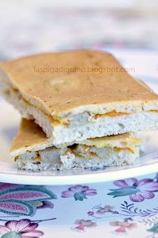 LA SPIGA DI GRANO: Focaccia con crema di carota e seitan | Seitan & dintorni | Scoop.it