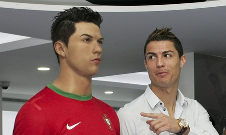 Cristiano Ronaldo leaves room for Ballon d'Or in own museum | News | Scoop.it