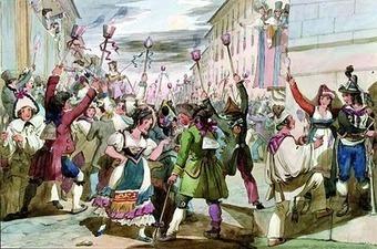 Carnevale Romano: la Battaglia dei Moccoletti   Curiosità su Roma   Scoop.it