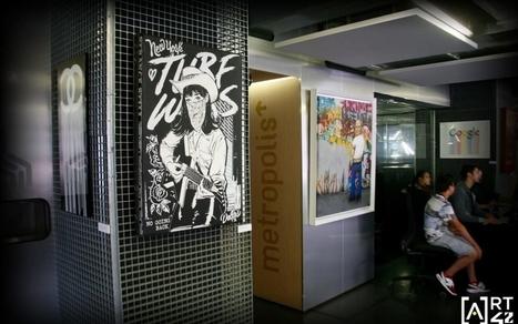 Paris : le street art a son (anti-)musée | Acteurs de la transition énergétique | Scoop.it