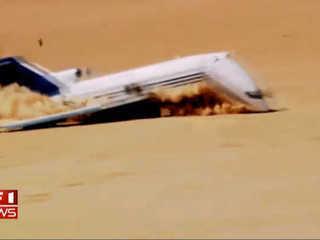 Crash d'un Boeing dans le désert : les images | Radio Planète-Eléa | Scoop.it