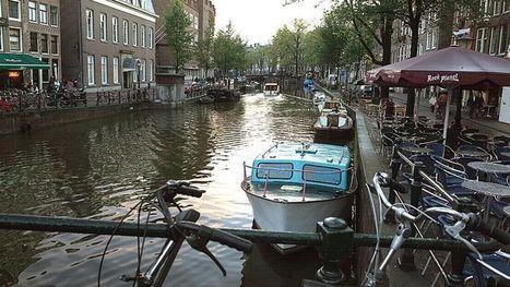 Amsterdam, la ville pneumatique | RoBot cyclotourisme | Scoop.it