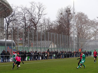 Rapid - Lokomotiva Zagreb 1:0 (0:0) | Hütteldorfer | Scoop.it