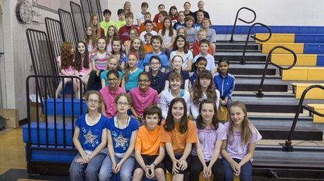 Illinois school seeks world record title with 24 sets of twins in one grade | Troy West's Radio Show Prep | Scoop.it