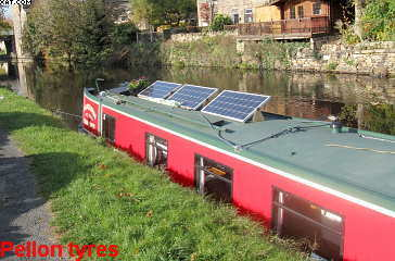 Battery Storage-Solar-powered Vessels Becoming a Reality | All about batteries | Scoop.it