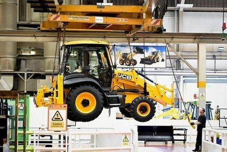 JCB profits fall 29%   #Construction | Glazing Architecture Construction | Scoop.it