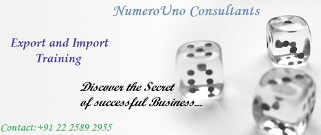 Export and Import Training - Needs and Importants | NumeroUno | Scoop.it