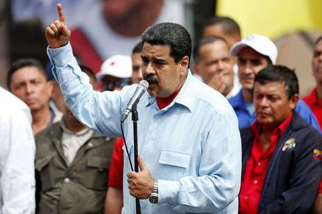 Au Venezuela, les travailleurs du privé pourront être réquisitionnés par l'Etat | Venezuela | Scoop.it