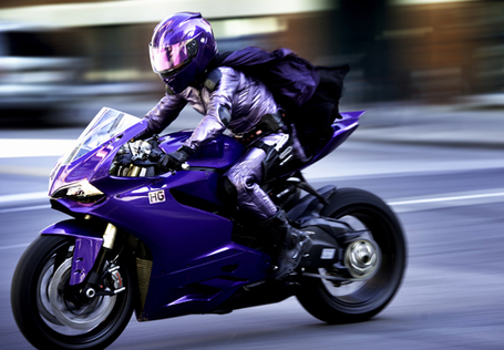 'Kick-Ass 2′ Photos: More Hit-Girl, Ducati Bikes And Jim Carrey | Ductalk | Scoop.it