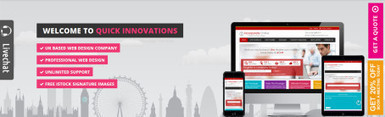 Quick Innovations reduces costs up to 20% for web design services | Website Design | Scoop.it