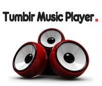 Tumblr Music Player - place a music player in your blog easily | Tools for Classroom or Personal Use | Scoop.it