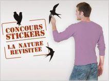 Un concours de création de stickers sur le thème de la nature | L'Etablisienne, un atelier pour créer, fabriquer, rénover, personnaliser... | Scoop.it
