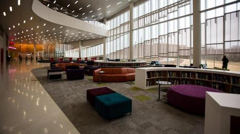 NCSU's Hunt Library to serve as innovation model for New York Public Library - Triangle Business Journal (blog) | Library Innovation | Scoop.it