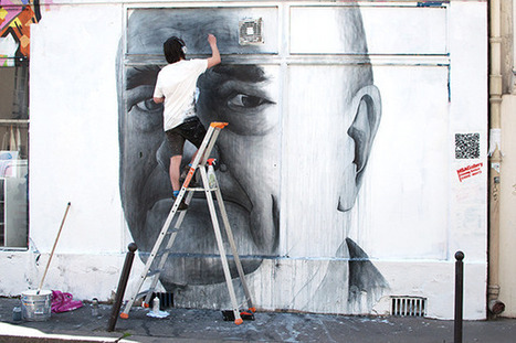 Ben Slow  - London | STREET ART | Looks -Pictures, Images, Visual Languages | Scoop.it