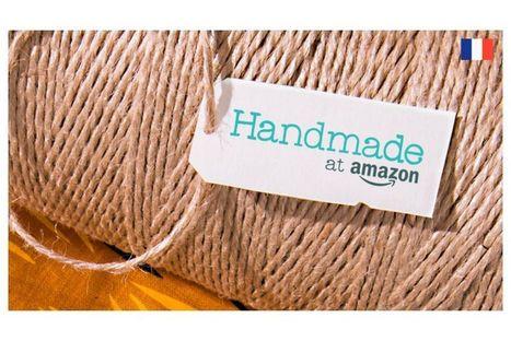 Amazon lance Handmade et marche sur les plates-bandes d'Etsy | L'Etablisienne, un atelier pour créer, fabriquer, rénover, personnaliser... | Scoop.it