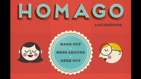 HOMAGO: A Guidebook | DMLcentral | teaching the digital generation | Scoop.it