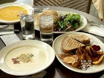 Are Restaurants Giving Accurate Nutritional Information? - CBS Local | Food allergies | Scoop.it